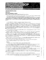 BOP Deputación A Coruña – Resolución Fase Clasificación W19