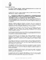 Concello Vigo Subvención Bm na Rúa 2016