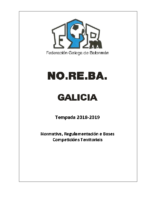 NOREBA 2018-19