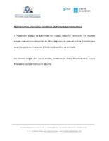 RETRIBUCIÓNS ANUAIS DOS MÁXIMOS RESPONSABLES FEDERATIVOS