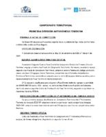 1ª Autonómica Feminina Liga Territorial Bases Competición 18-19