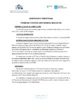 1ª Autonómica Masculina. Liga Territorial. Bases Competición 2018-19