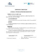 2ª Autonómica Masculina. Liga Territorial. Bases Competición 2018-19