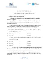 2ª División Xuvenil Feminina. Liga Territorial. Bases Competición 2018-19