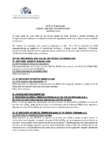 ACTA Nº 16 (18-19)