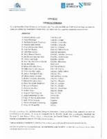 Acta nº 57 Asemblea Ordinaria xullo 2018