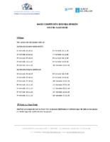 Anexo bases 2ª División Xuvenil Masculina