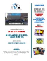 Curso árbitros base Vigo 2018-19