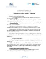 División Honra Infantil Feminina. Liga Territorial. Bases Competición 2018-19
