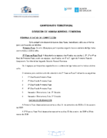 División Honra Xuvenil Feminina. Liga Territorial. Bases Competición 2018-19
