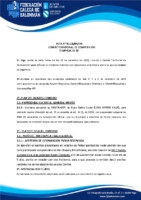 ACTA Nº 1 19-20(PLAY OFF)