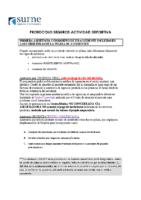 PROTOCOLO BALONMANO 2019-2020