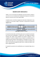 CIRCULAR 16.1 (MODIFICACIÓN CIRCULAR 16_2019)