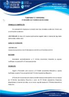 2º DIVISIÓN AUTONÓMICA MASCULINA 19-20 – BASES DE COMPETICIÓN