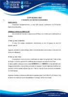 COPA XACOBEO 2021 – 1ª DIVISIÓN AUTONÓMICA MASCULINA 19-20 – BASES DE COMPETICIÓN