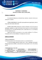 DIVISIÓN DE HONRA CADETE MASCULINA 19-20 – BASES DE COMPETICIÓN
