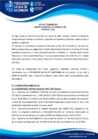 ACTA Nº 23 –