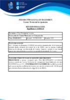 RESUMEN REC APELACIÓN – 2 2019-20