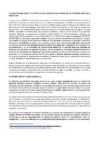 CONSENSO DE EXPERTOS. USO DA MÁSCARA NO DEPORTE