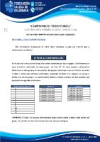 DIVISIÓN HONRA XUVENIL MASCULINA BASES COMPETICIÓN TEMP. 2020-21
