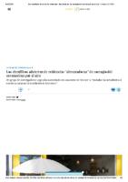 EL PAÍS. TRANSMISIÓN A TRAVÉS DE AEROSOIS
