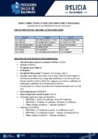CADETE MASCULINO BASES COMPETICIÓN APROBADAS O 23-02-21