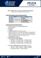 XUVENIL FEMININA BASES COMPETICIÓN APROBADAS O 23-02-21