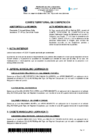 ACTA Nº 16 TEMP 20-21