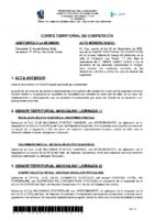 ACTA Nº 01 TEMP 21-22